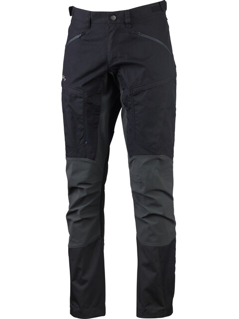 Lundhags Makke Pro Pantaloni Uomo grigio/nero